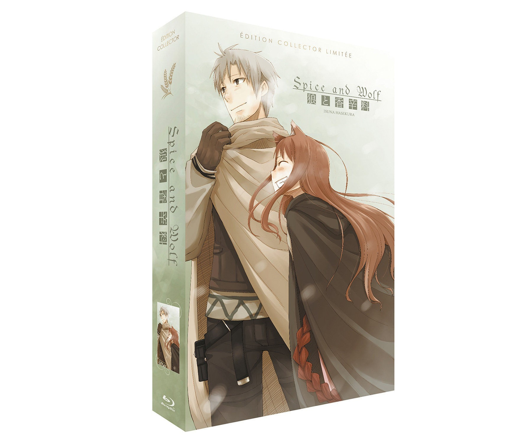 SPICE & WOLF - COFFRETS DVD COLLECTOR