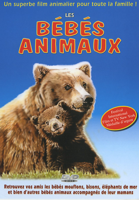 BEBES ANIMAUX - DVD