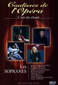 L'ART DU CHANT - SOPRANES -DVD