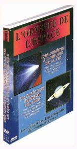 L'ODYSSSE DE L'ESPACE - COMETE  COMETES + SYSTEM SOLAIRE DVD 4