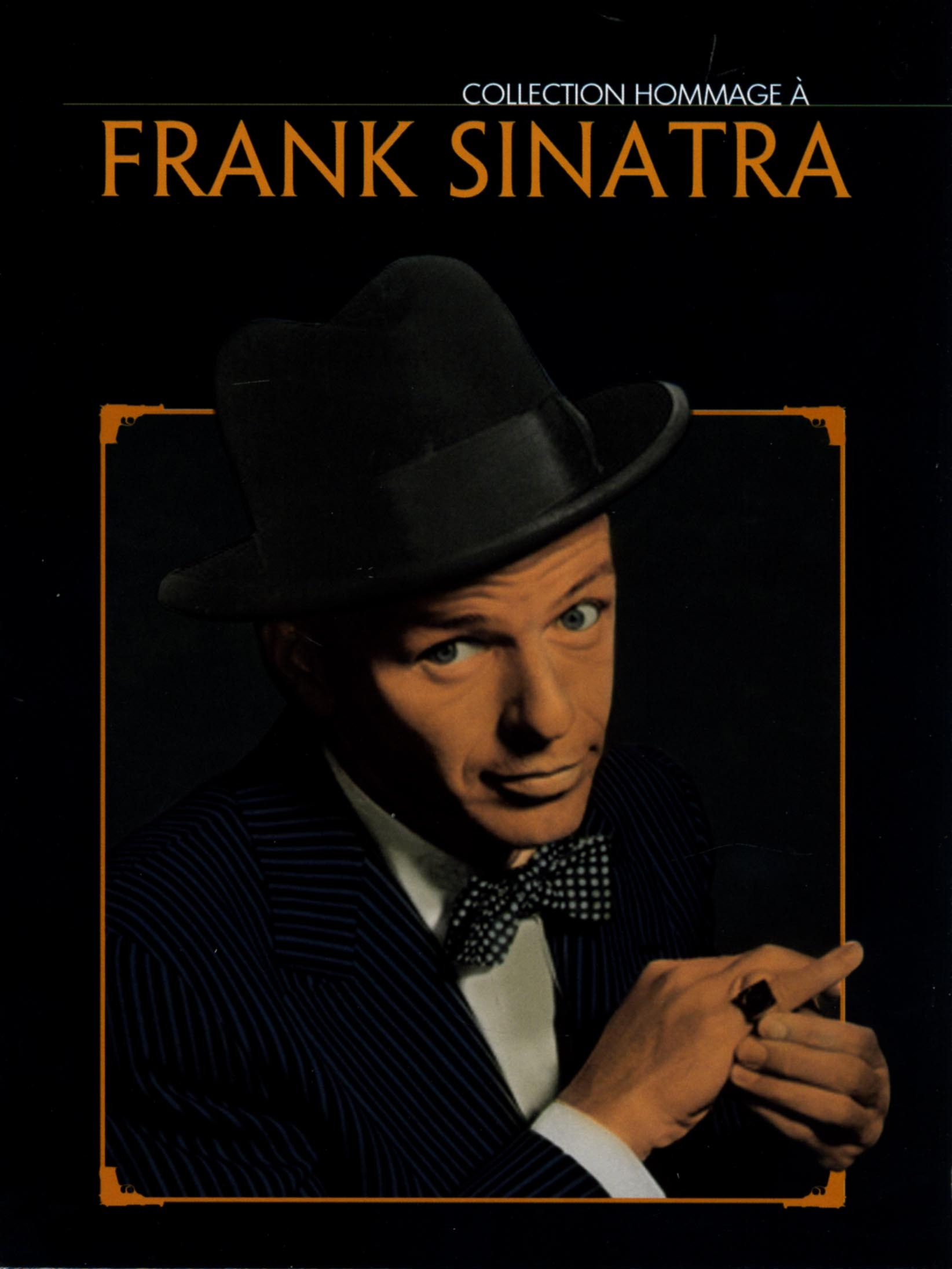 COFFRET F. SINATRA - 4 DVD  COLLECTION HOMMAGE A...