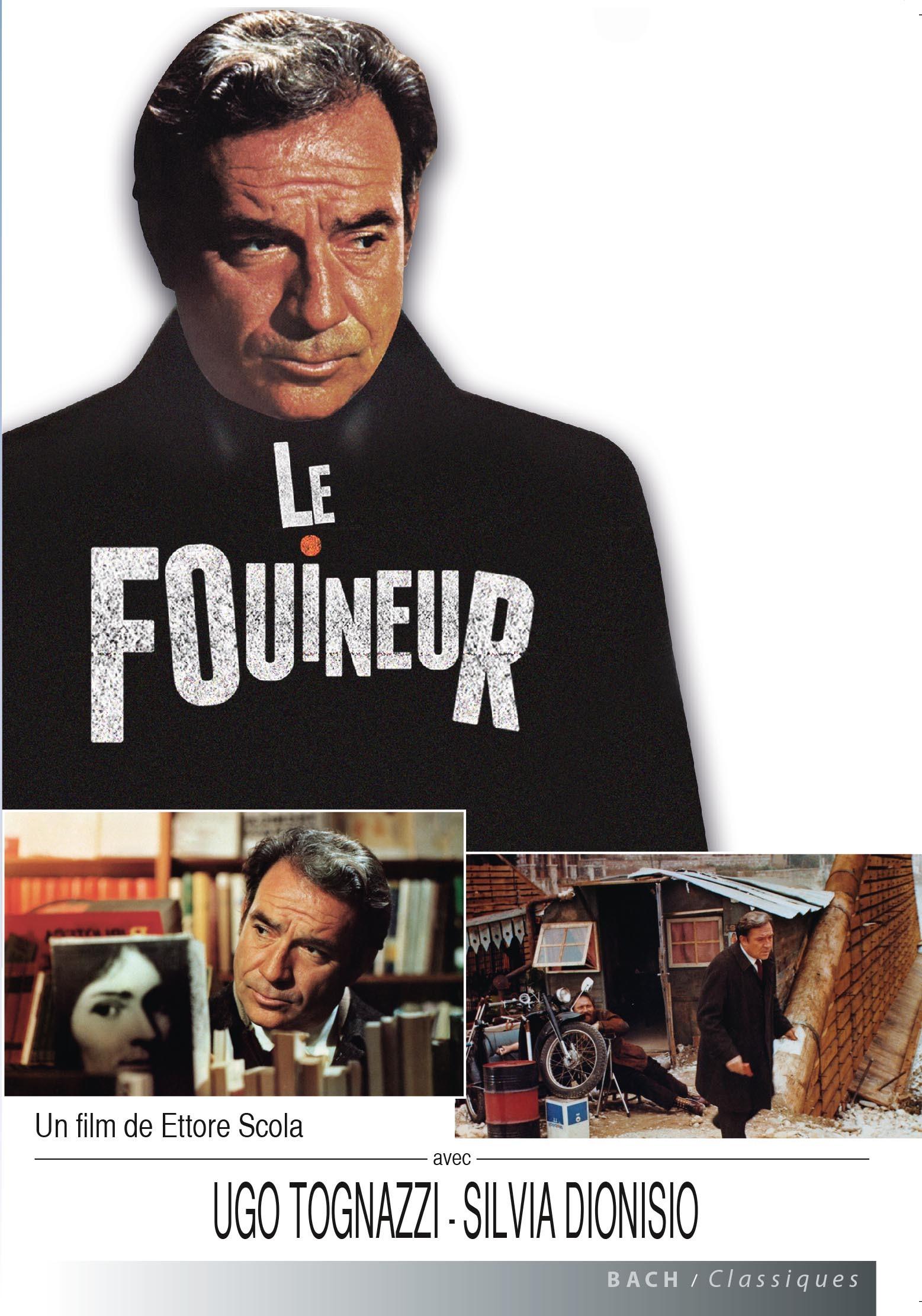 FOUINEUR (LE) - DVD