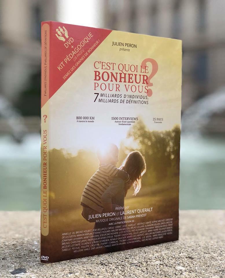 C'EST QUOI LE BONHEUR POUR VOUS - DVD