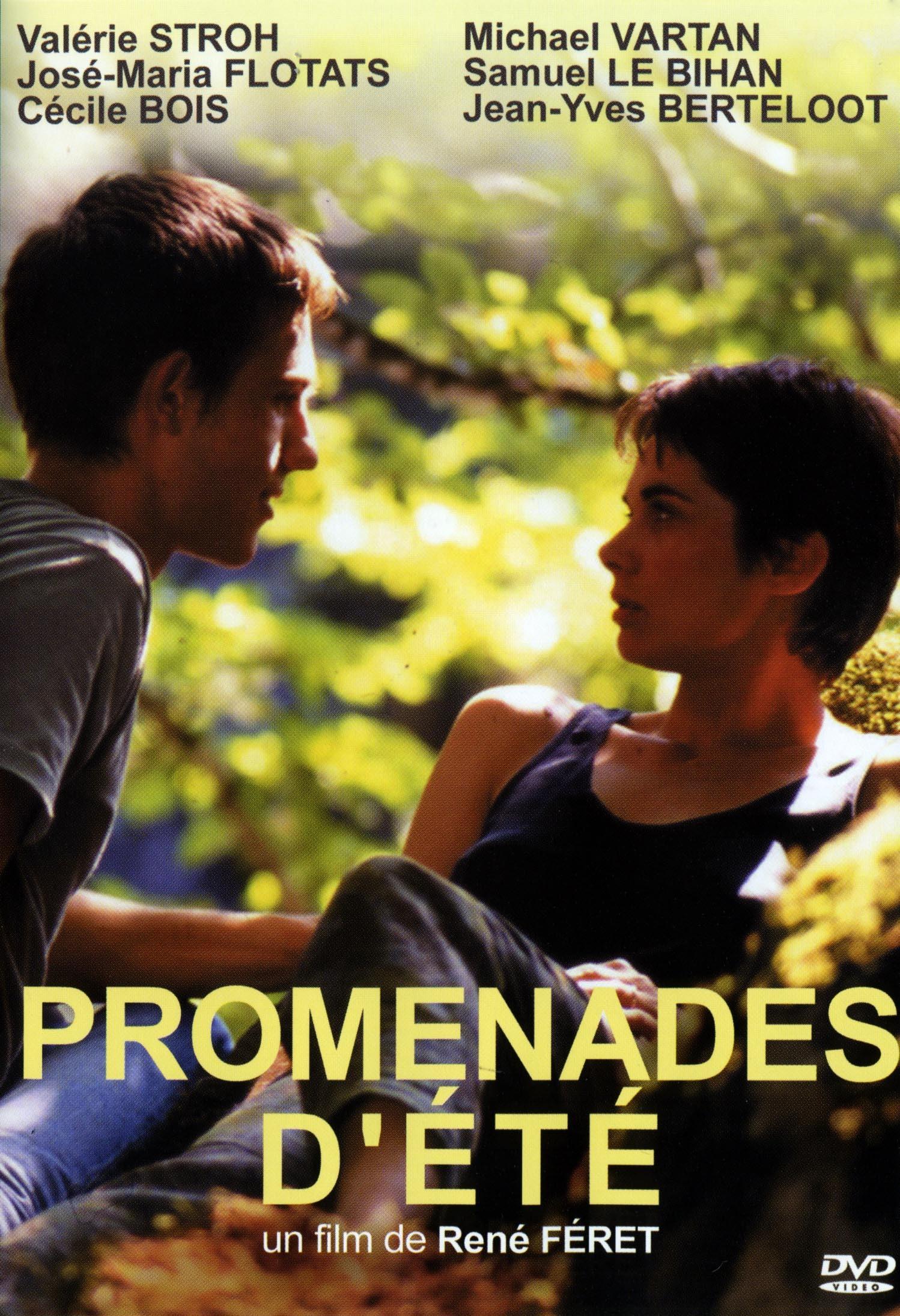 PROMENADES D'ETE - DVD