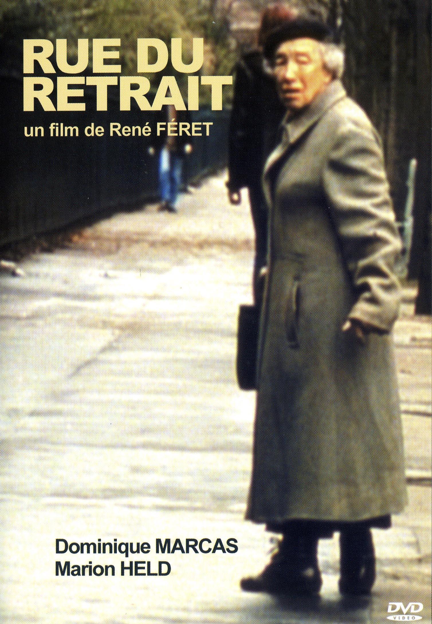 RUE DU RETRAIT - DVD
