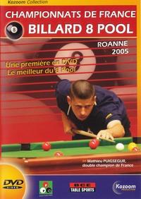 BILLARD 8 POOL - DVD  ROANNE 2005