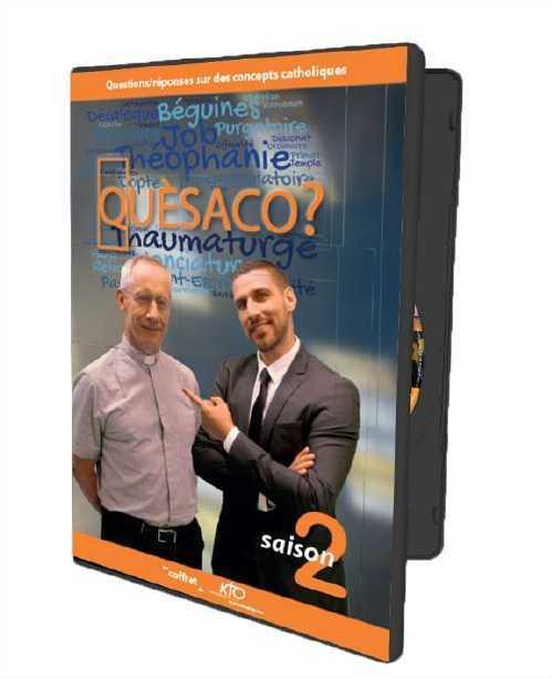 LE QUESACO SAISON 2 - DVD