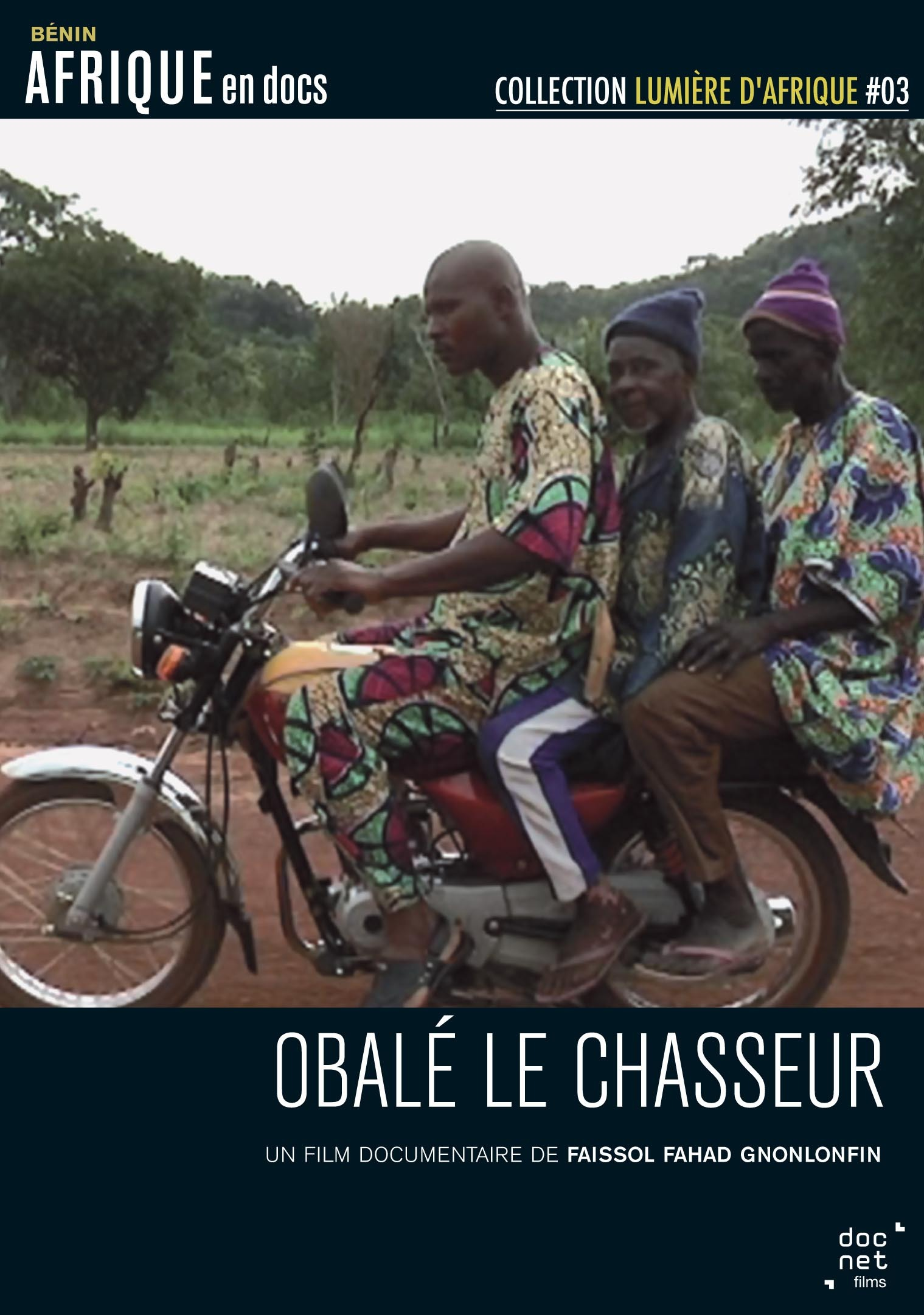 OBALE LE CHASSEUR - DVD
