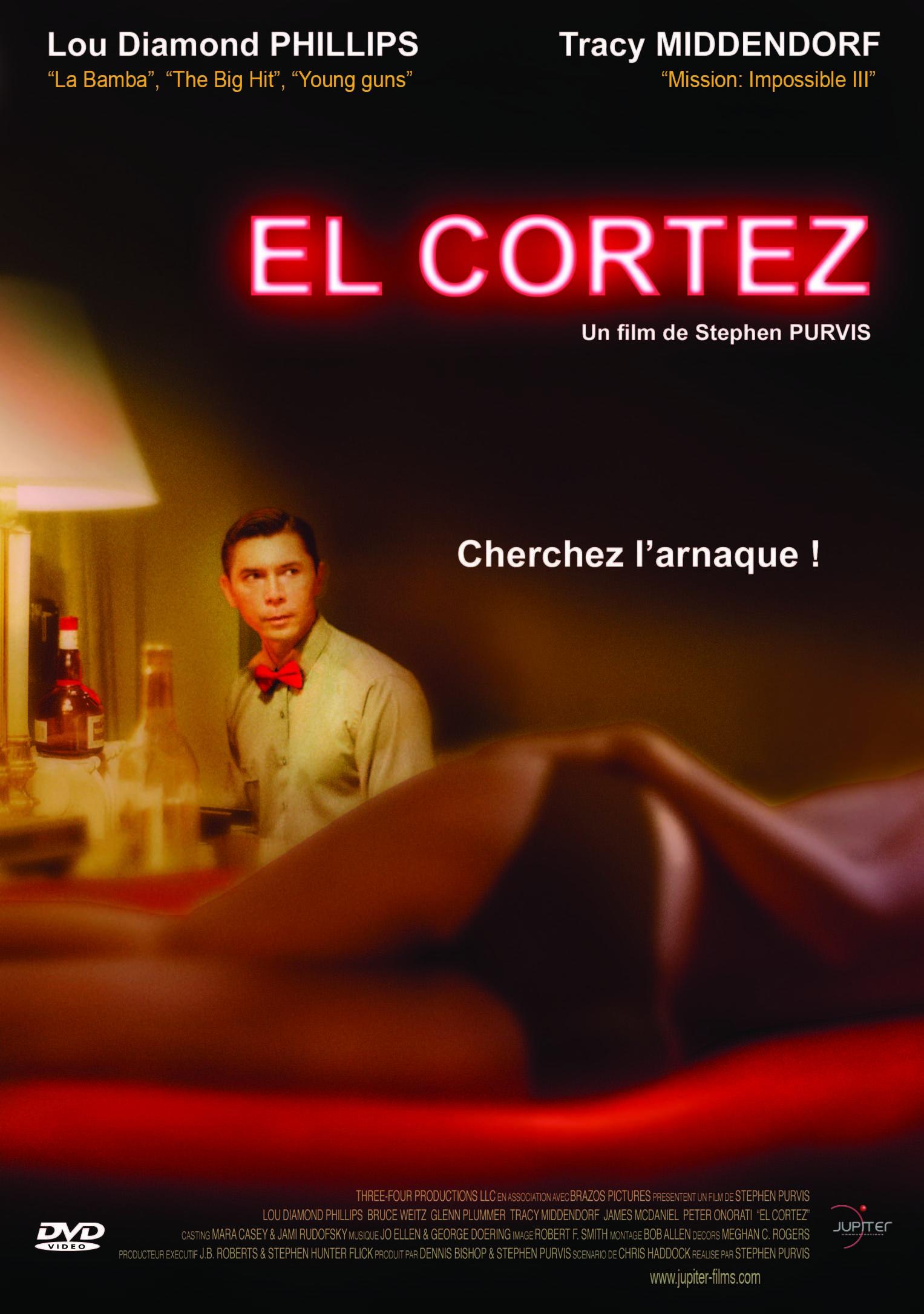 EL CORTEZ - DVD