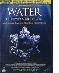 WATER LE POUVOIR SECRET DE L'EAU DVD DOUBLE