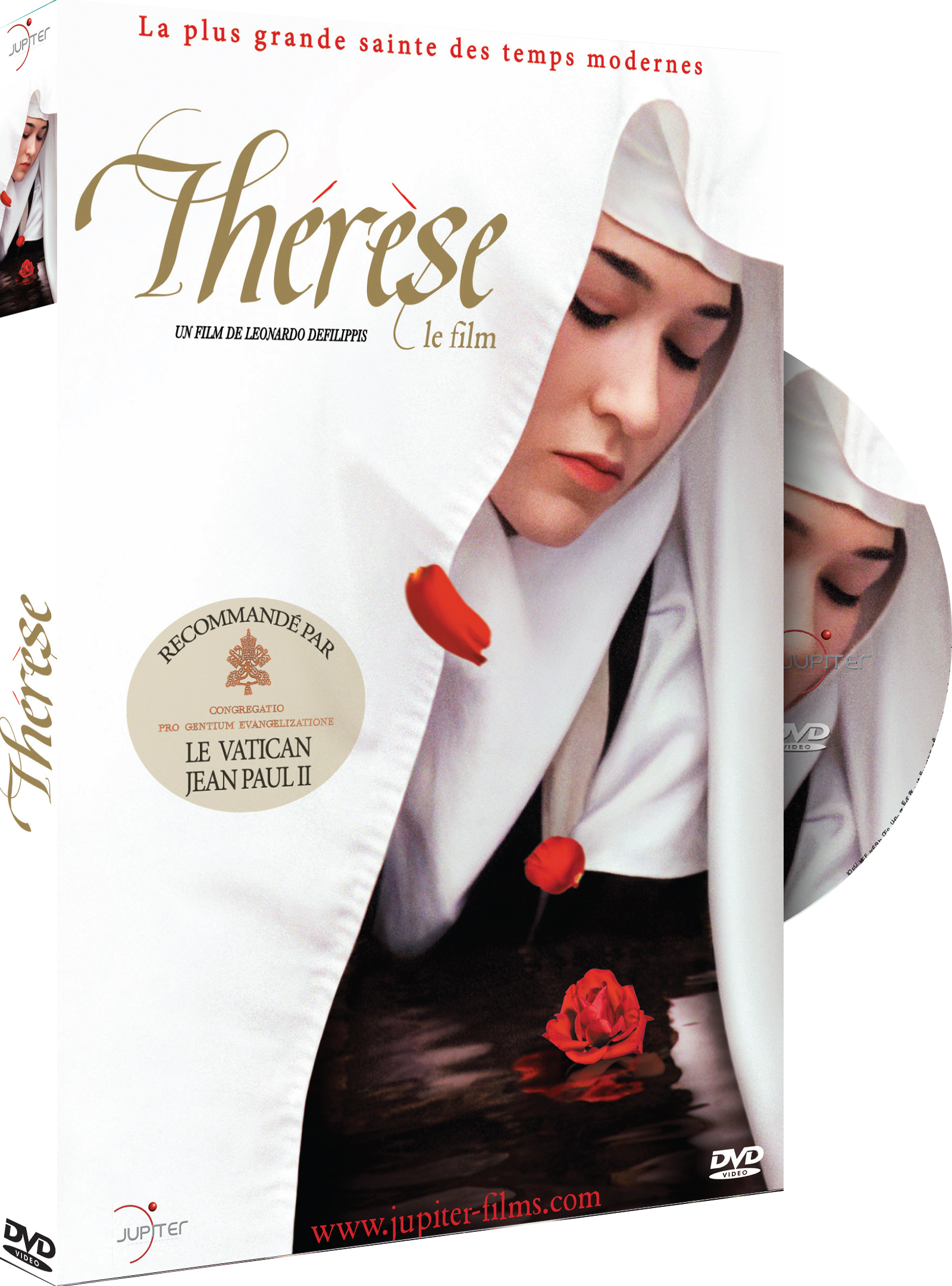 THERESE - LE FILM DVD