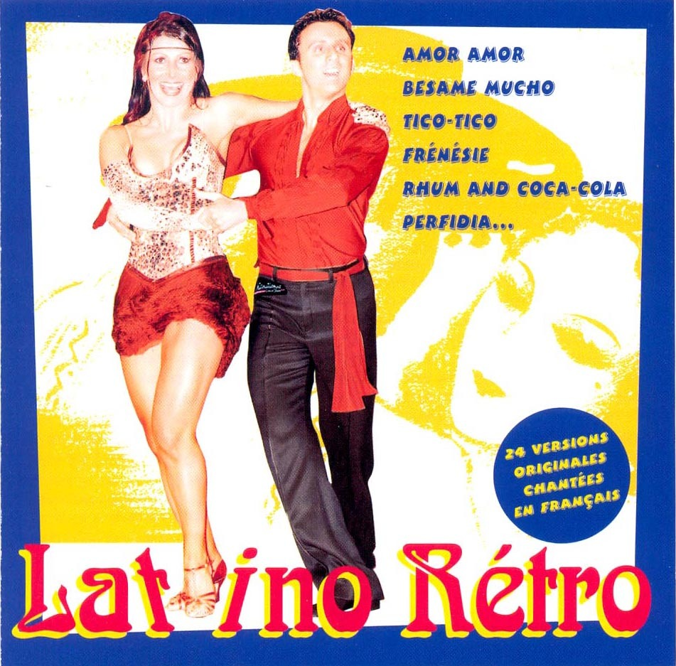LATINO RETRO - CD