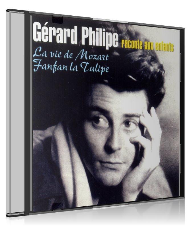 GEARD PHILIPE RACONTE... - CD  ... AUX ENFANTS