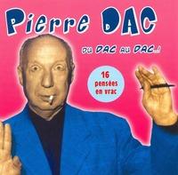 DAC - CD  DU DAC AU DAC... !