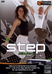 STEP DEBUTANT - DVD  FITNESS TEAM