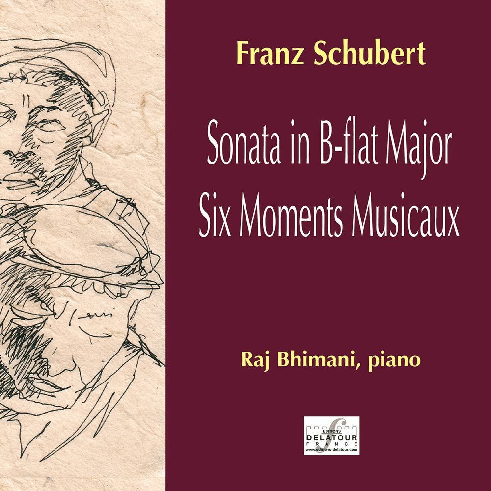 RAJ BHIMANI JOUE FRANZ SCHUBERT