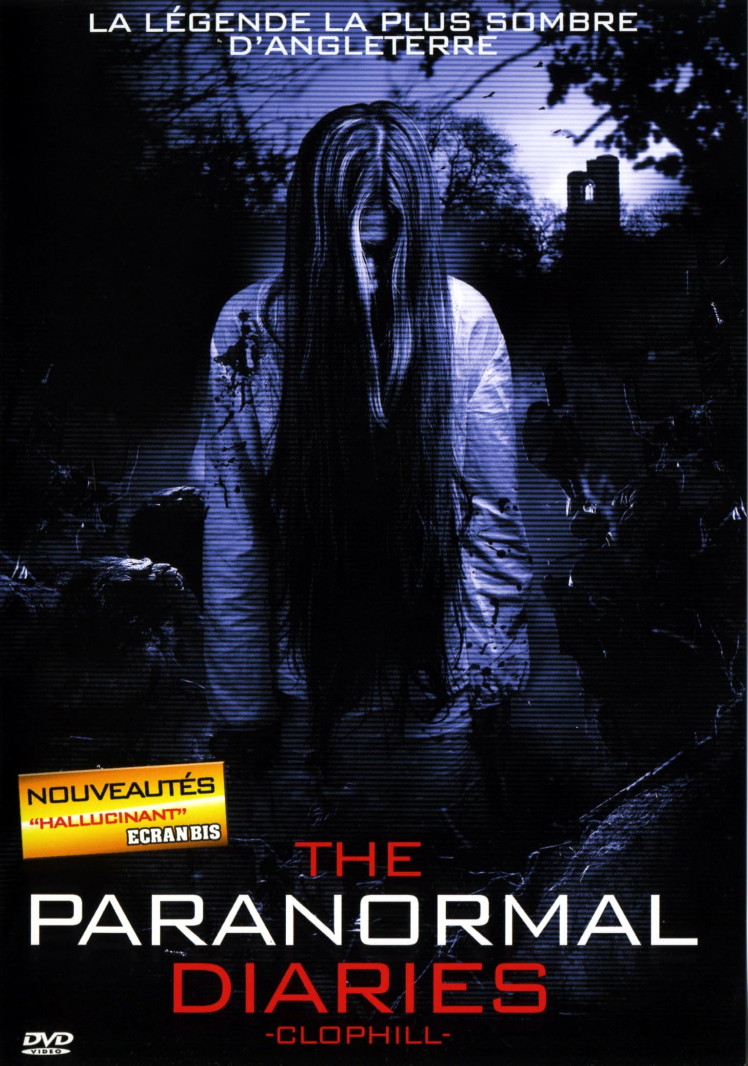 PARANORMAL DIARIES (THE) - DVD