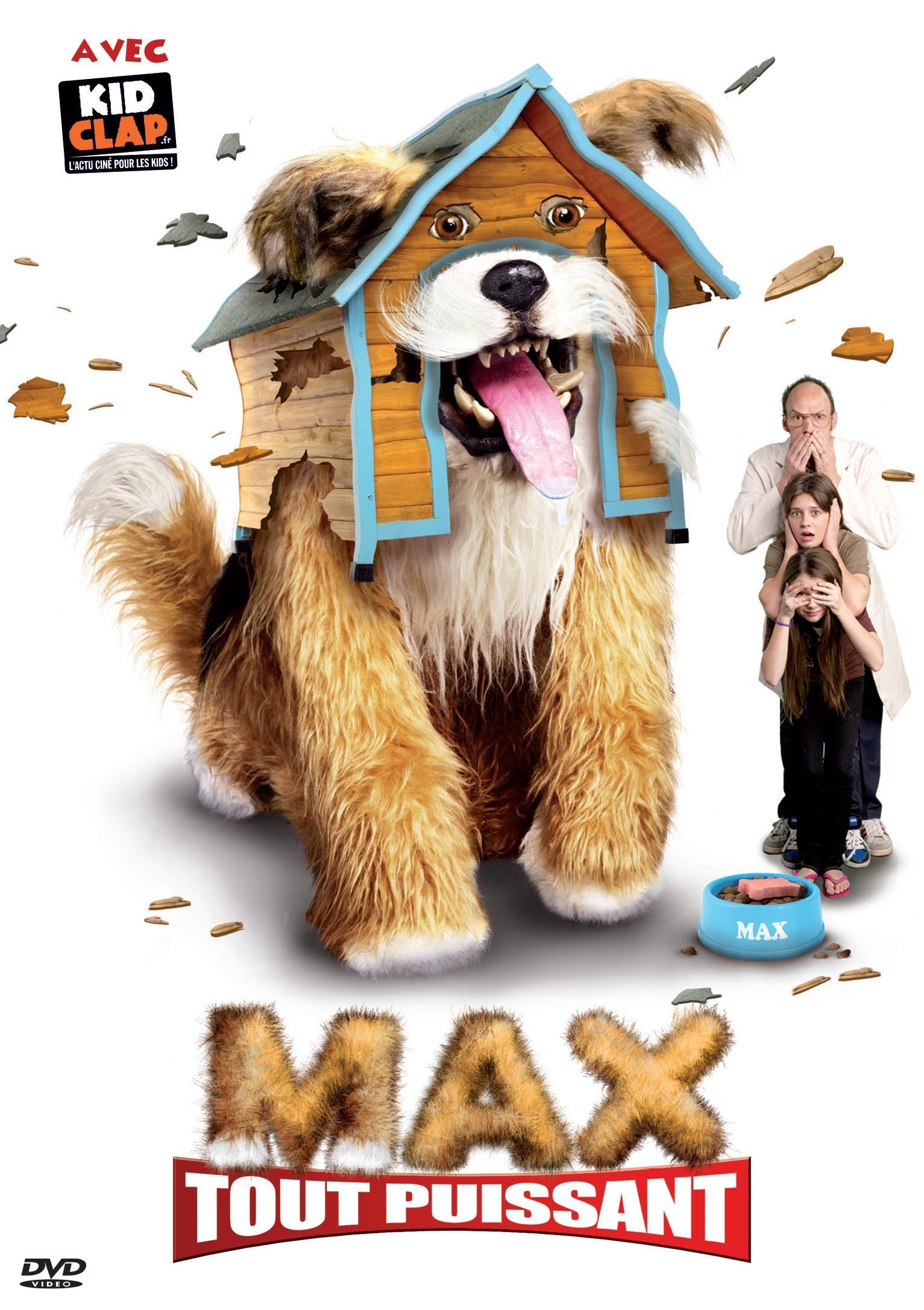 MAX TOUT PUISSANT - DVD