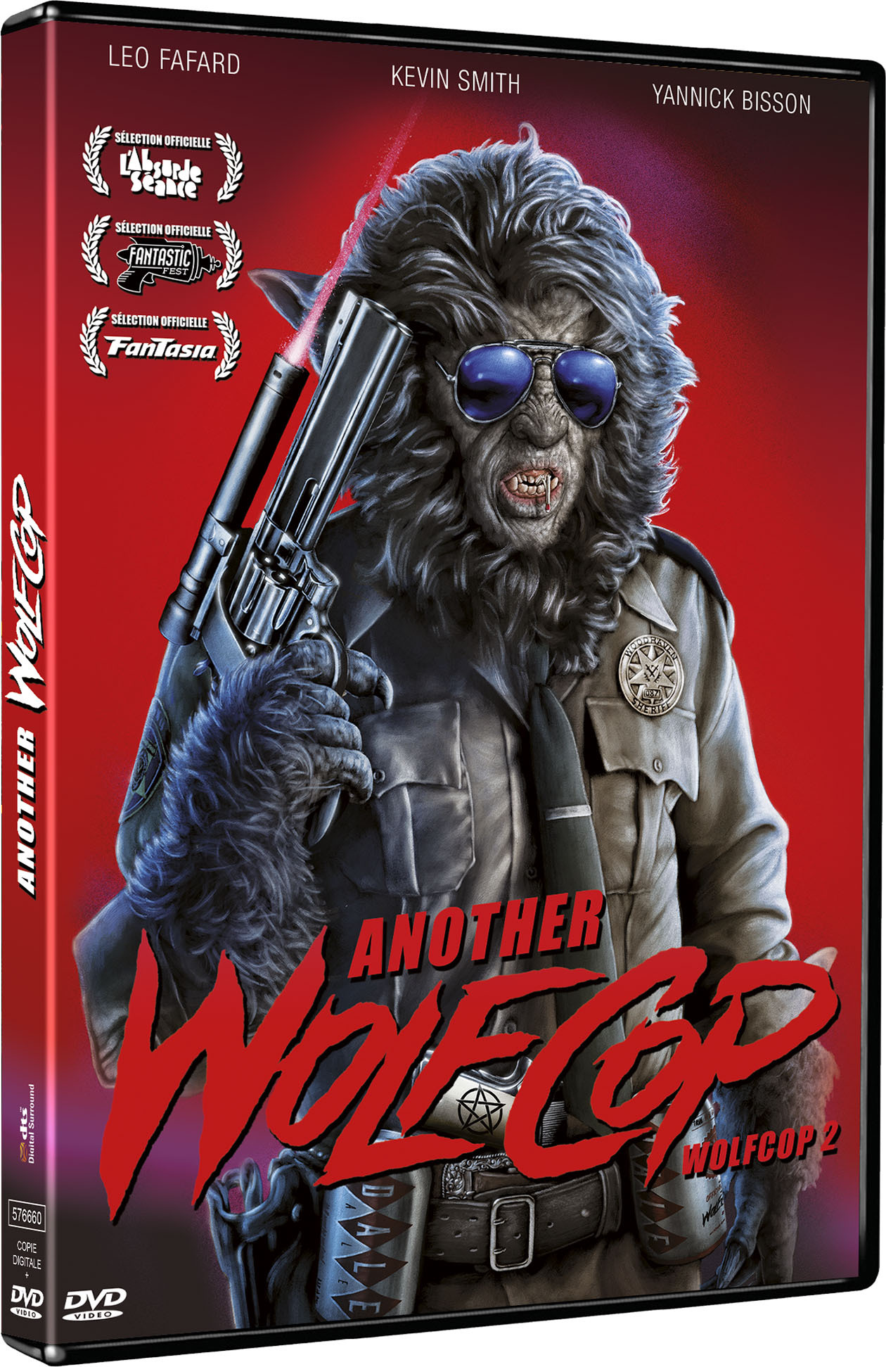 ANOTHER WOLFCOP - DVD