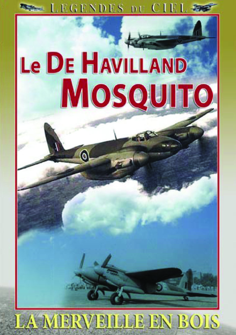 DE HAVILLAND MOSQUITO - DVD