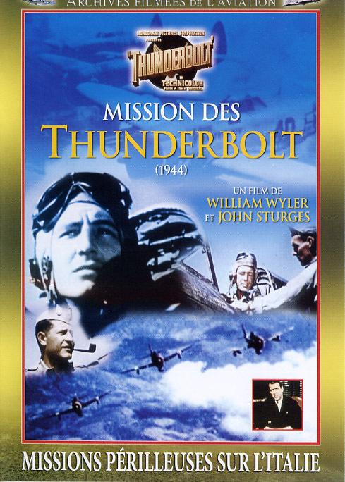 MISSION DES THUNDERBOLT - DVD