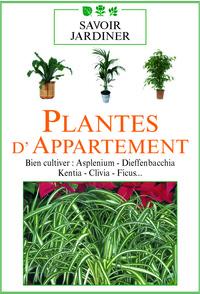 PLANTES D'APPARTEMENT V2-DVD