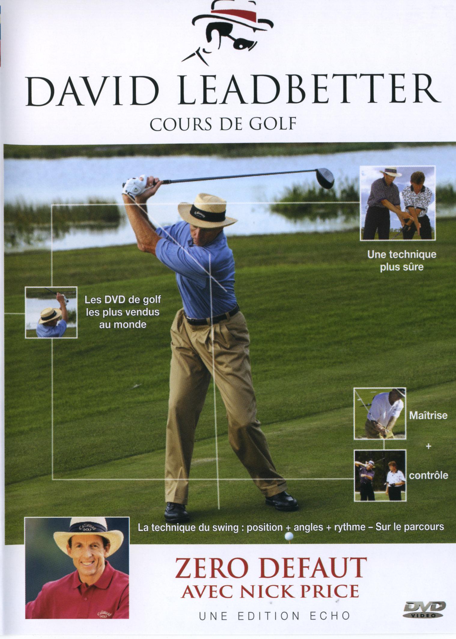 LEADBETTER ZERO DEFAUT - DVD