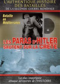 LES PARAS D'HITLER - DVD  SAUTENT SUR LA CRETE