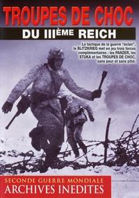TROUPES DE CHOC 3EME REICH-DVD