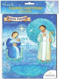 SAINTE FAMILLE - SAINT EN BOIS MAITE ROCHE