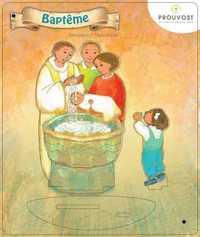BAPTEME - SAINT EN BOIS MAITE ROCHE