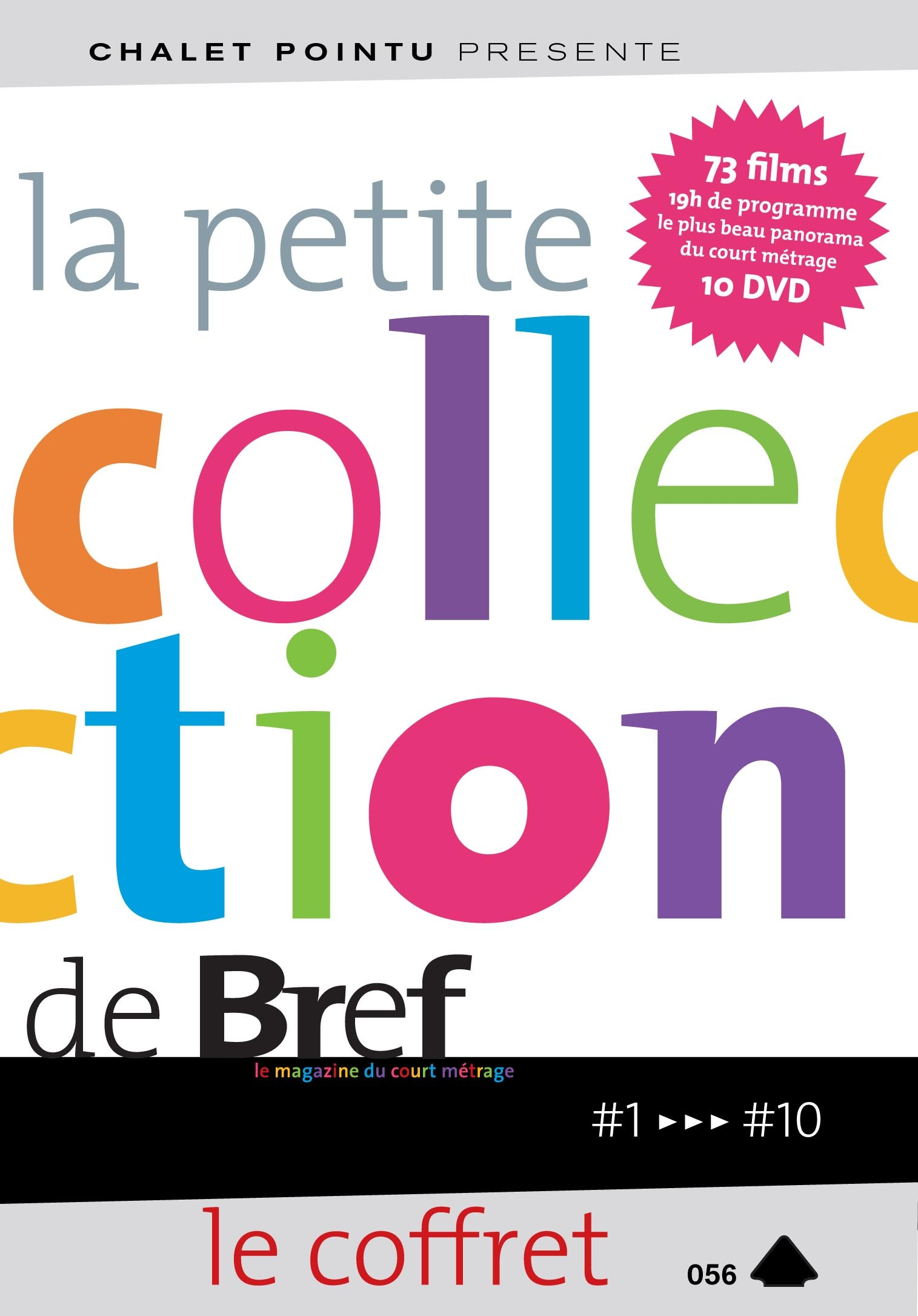 PETITE COLLECTION BREF-10 DVD