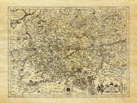WALLONIE EN 1585 A PLAT