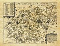 MAINE EN 1592 A PLAT