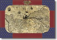 NORMANDIE EN 1620 EN POCHETTE RIGIDE