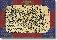 POITOU EN LA VENDEE EN 1596 EN POCHETTE RIGIDE