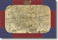WALLONIE EN 1585 EN POCHETTE RIGIDE