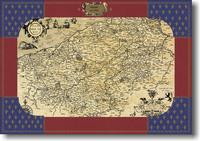 FLANDRE EN 1592 EN POCHETTE RIGIDE