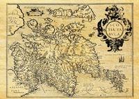 ECOSSE EN 1585 A PLAT