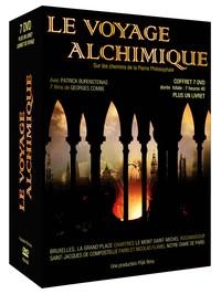 DVD COFFRET 7 DVDS VOYAGE ALCHIMIQUE + UN LIVRET