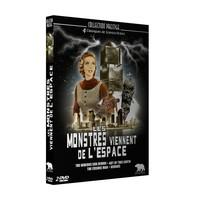 LES MONSTRE VIENNENT DE L'ESPACE 2 DVD