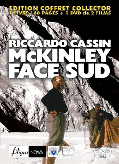 COFFRET DVD MCKINLEY FACE SUD