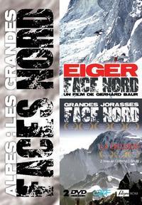 ALPES : LES GRANDES FACES NORD (COFFRET 2 DVD)