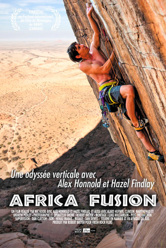 AFRICA FUSION, UNE ODYSSEE VERTICALE