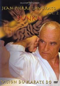 J-PIERRE LAVORATO VOL2 - DVD  BUNKAI