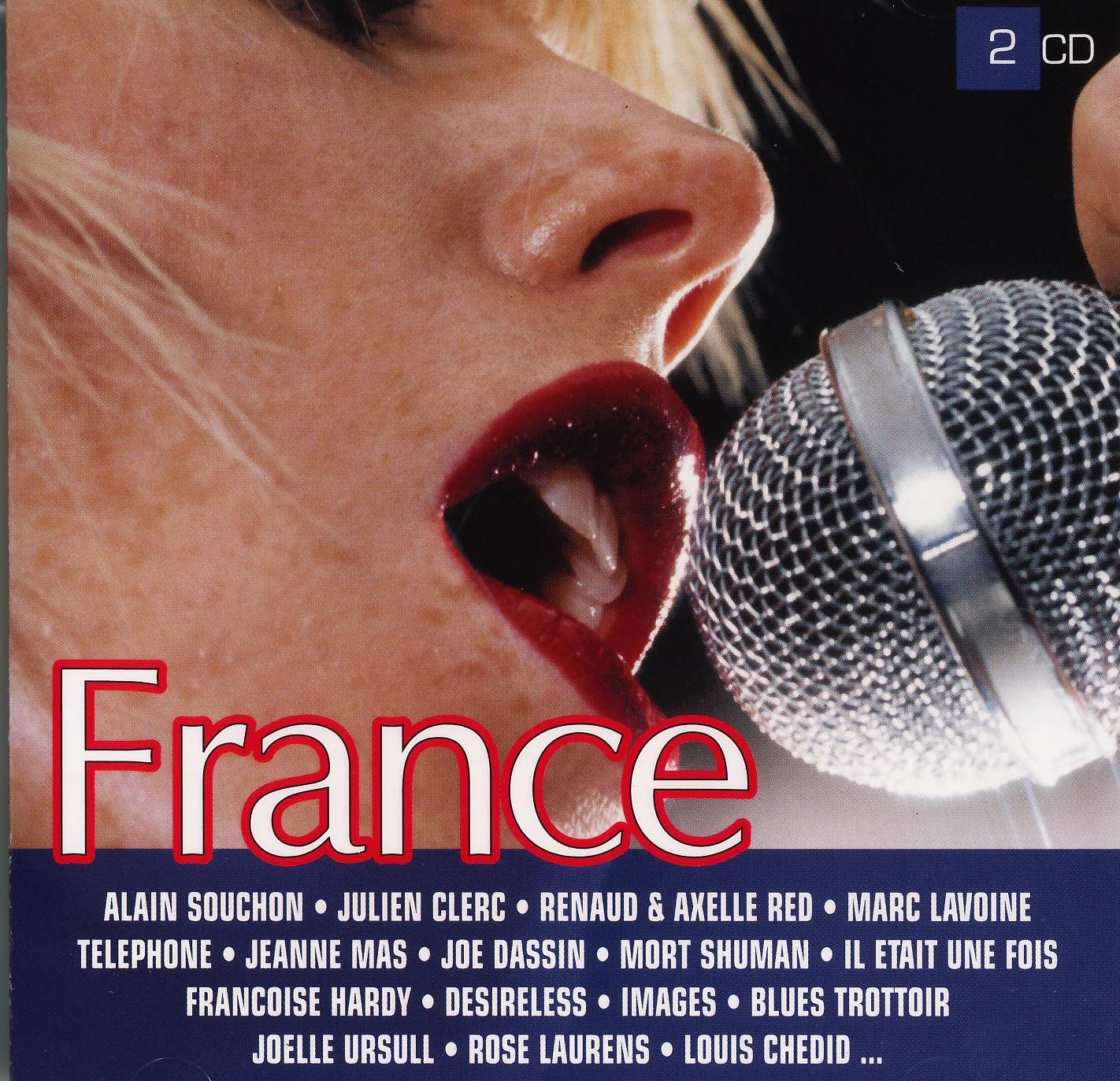 FRANCE - 2 CD-COLLECTION TWOGETHER