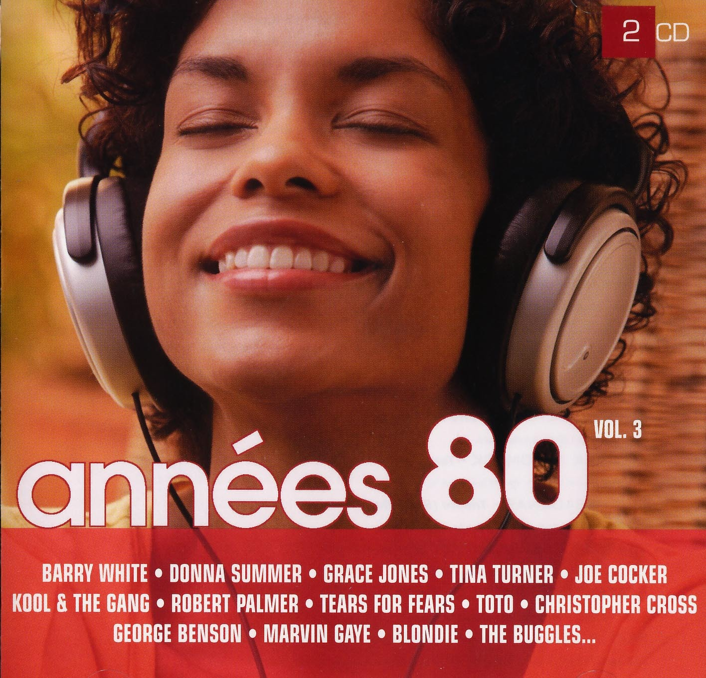 ANNEES 80 VOL3 - 2 CD-COLLECTION TWOGETHER