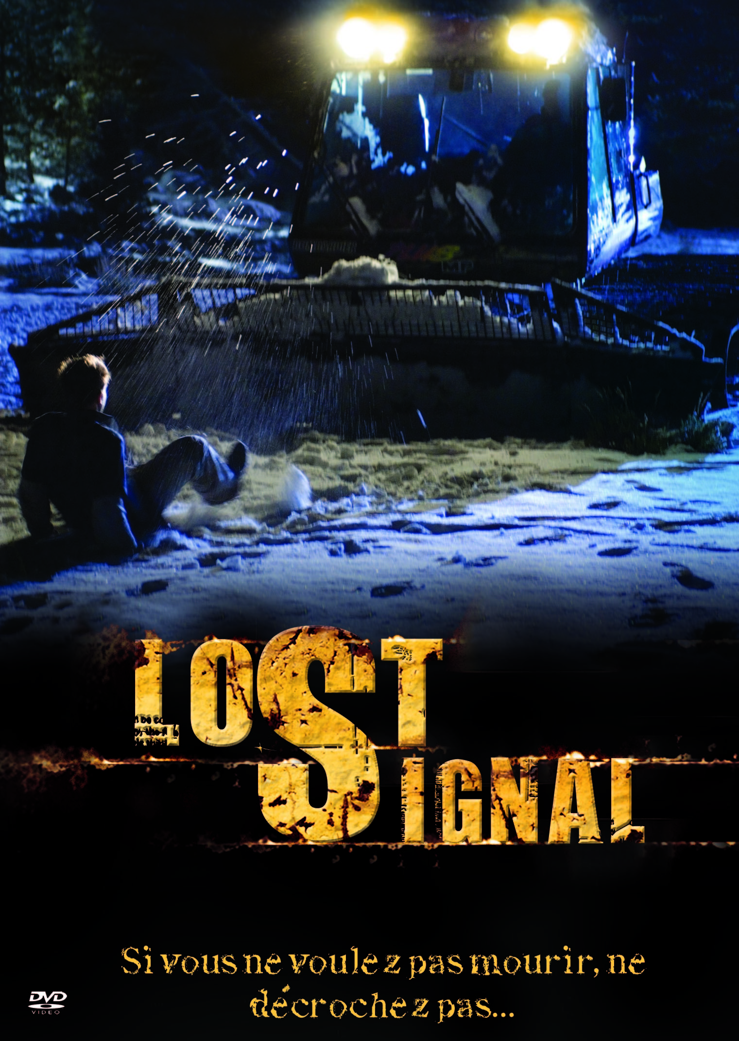 LOST SIGNAL - DVD