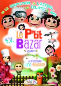 LE P'TIT BAZAR VOL 5 - DVD