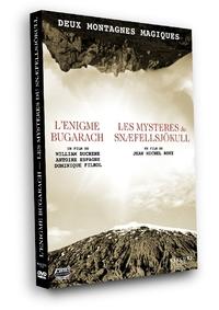 DVD ENIGME DE BUGARACH ET LES MYSTERES DE SNAEFELLSJOKULL (L') - 2 DVD
